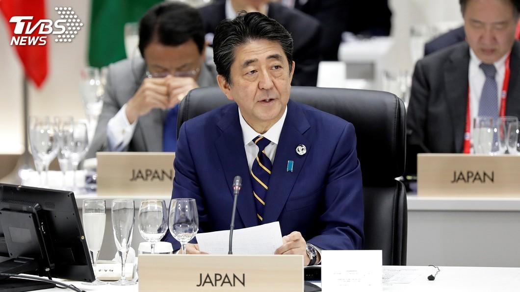 圖/達志影像路透社 G20峰會 安倍:貿易互槓對哪一國都沒好處