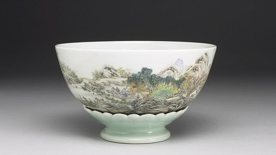 圖/故宮南院提供 300件國寶級陶瓷 29日起故宮南院展出