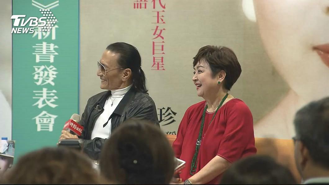 (圖/TVBS資料畫面) 掰了謝賢43年 甄珍泛淚吐後悔內幕:能重來不會離婚