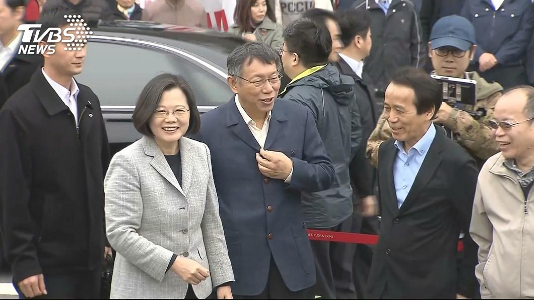 圖/TVBS 怒嗆小英「仇恨恐懼最便宜」 孫大千讚柯P:突破盲腸