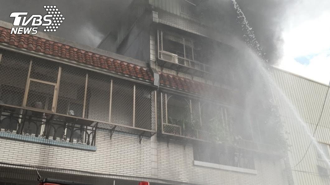 圖/新北市消防局提供