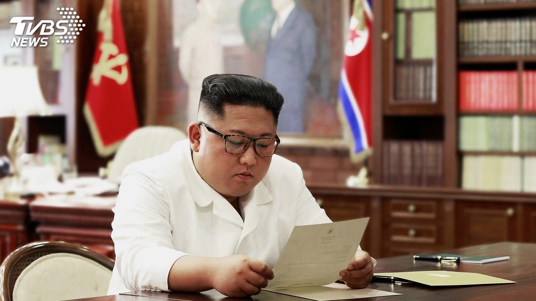 圖/達志影像美聯社 川普邀金正恩停戰區碰面 北韓冷回:有意思