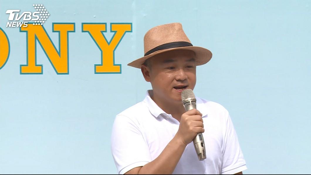 圖/TVBS資料畫面 被潘恒旭影射自創「背骨黨」 楊秋興這樣怒回