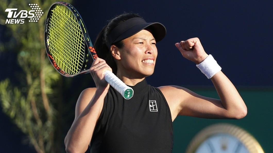 圖/達志影像美聯社 溫布頓開打 謝淑薇女單首輪對決法網冠軍