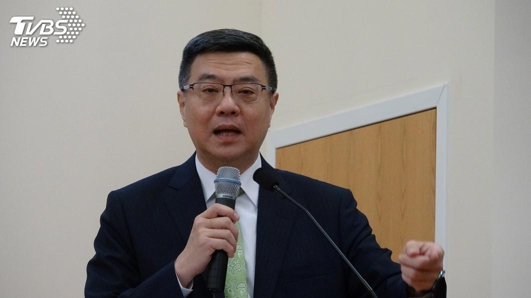 圖/中央社 盼僑胞返台投票 卓榮泰:2020大選決定與中國距離
