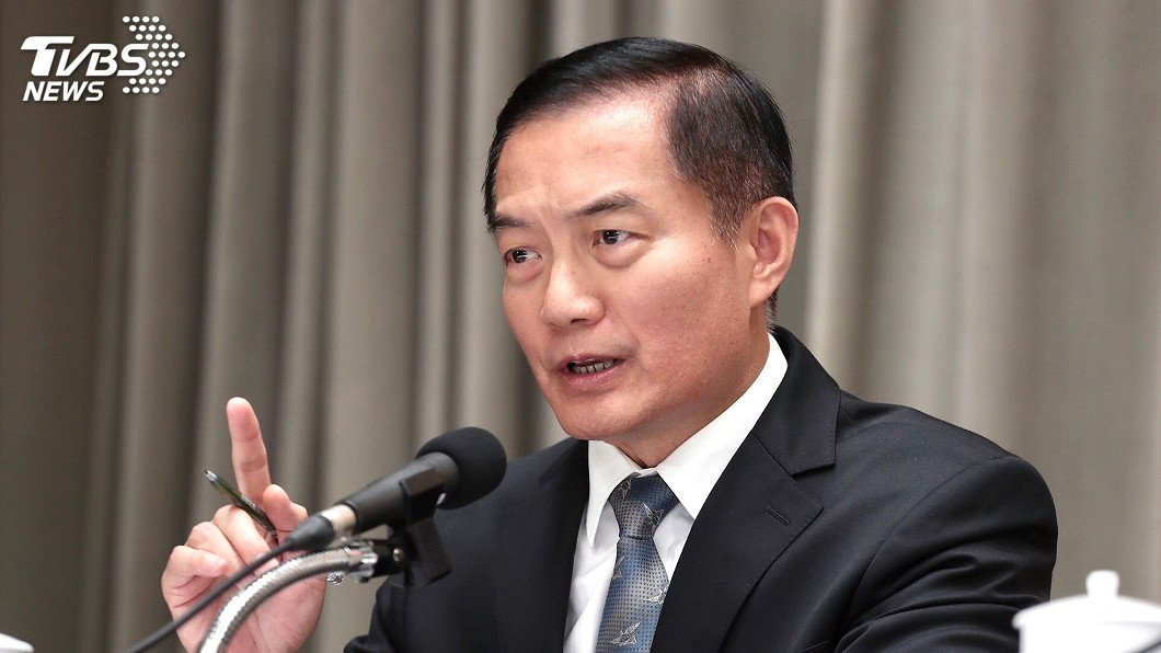 圖/中央社 沈一鳴接任參謀總長 蔡總統下達3個命令