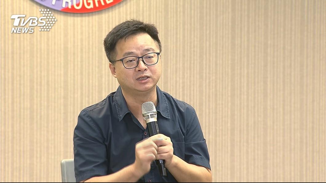 圖/TVBS 黃國昌爆料私菸案 羅文嘉:不影響2020合作