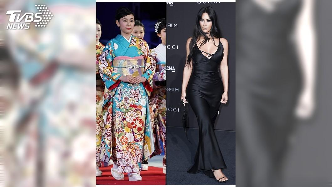 圖/達志影像美聯社 把塑身內衣取名為和服 「豐臀金」成日民公敵