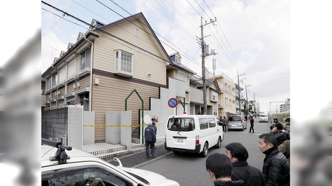 日本9屍「凶宅」租出去了。圖/中央社 日本「9屍凶宅」租出去了! 新房客超滿意:便宜又安靜