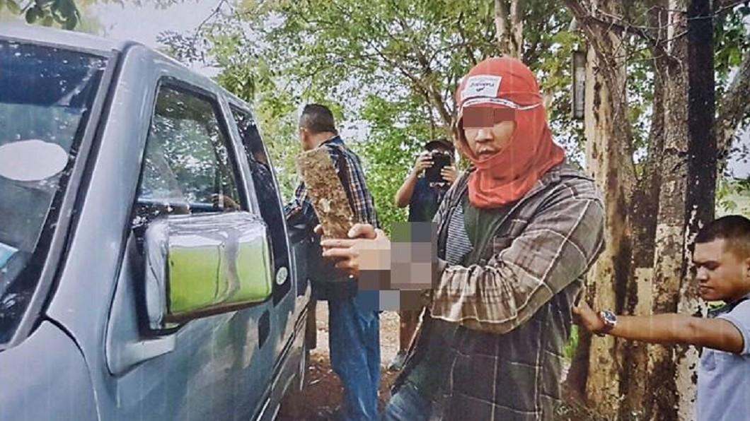 圖/翻攝自泰國คมข่าวทั่วไทย網站 為養6老婆 愛妻男到處行竊變賣換現金