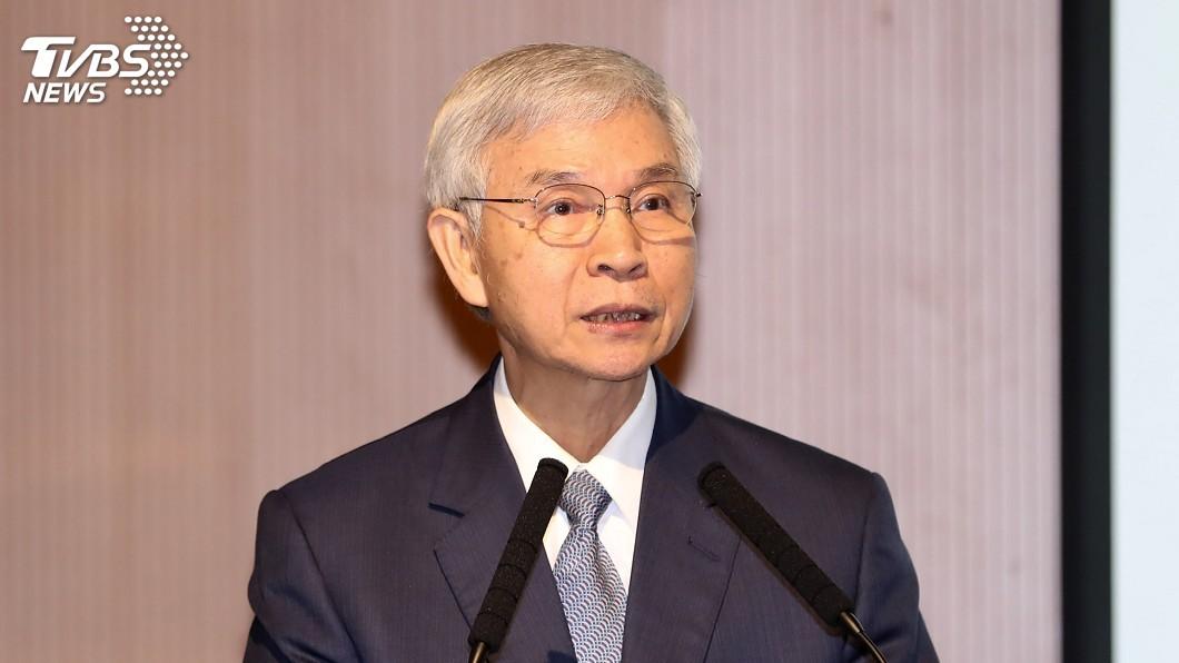 圖/中央社 資金回台若停泊金融市場 楊金龍:雙率恐臨挑戰