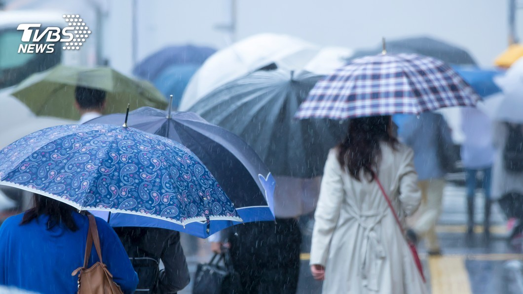 示意圖/TVBS 九州暴雨土石崩居民遭活埋 當局急撤121萬人