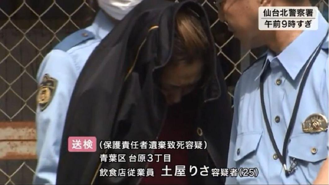 日本宮城縣發生一起悲劇,一名人母獨留2歲多女兒在家3天,女童不幸死亡。(圖/翻攝自YouTube) 家中只留1條紫菜捲…狠母丟2歲女在家3天 她失溫而死