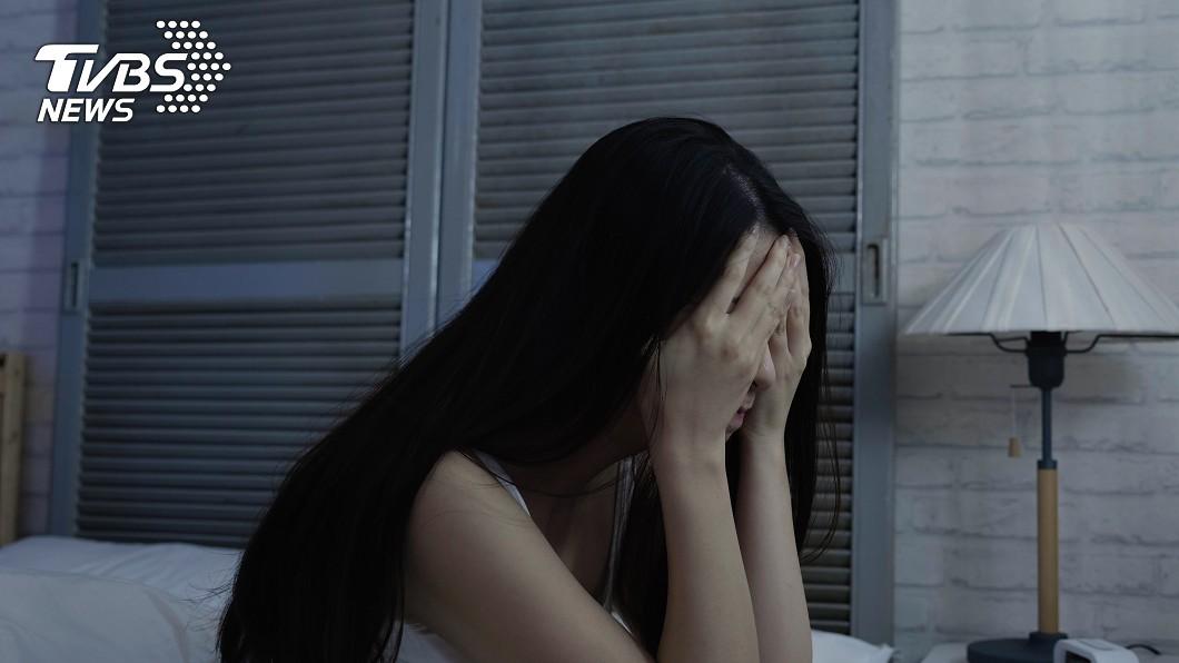 圖/TVBS示意圖 櫃姐被下五鬼符!每晚瘋喊「祂在約我」 鍾馗託夢解救