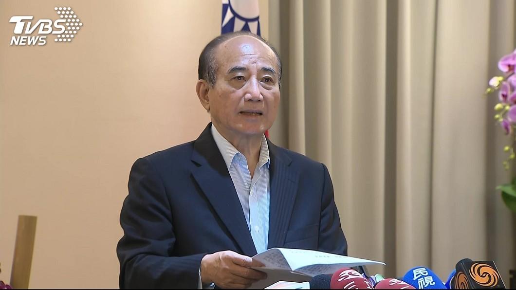 圖/TVBS 否認參與台灣民眾黨運作 王金平強調:我是國民黨人