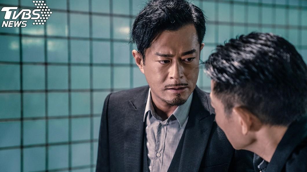 圖/華映娛樂 遭華仔砍指斷兄弟情!古天樂扮「逆天毒梟」飆演技
