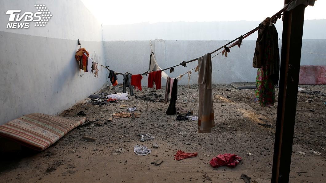 圖/達志影像路透社 避美國關稅威脅 墨西哥驅逐移民人數增加33%