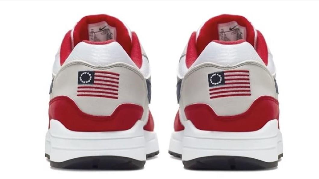圖/翻攝自 ABC10 YouTube 遭疑緬懷「黑奴時代」 Nike限量鞋緊急下架