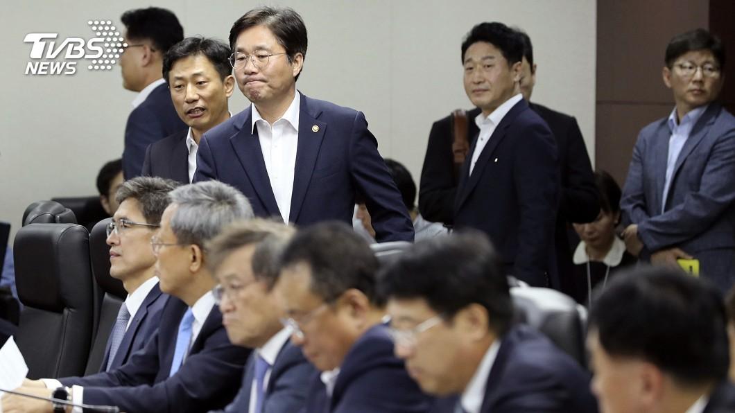 圖/達志影像美聯社 日將啟動輸韓限制令 恐衝擊南韓半導體