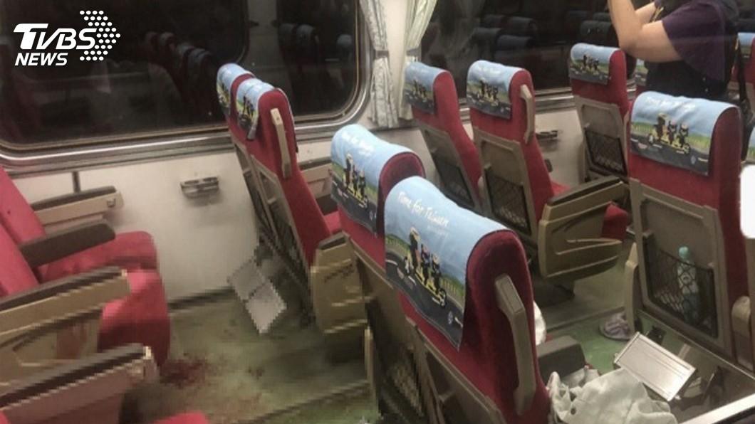 圖/中央社 鐵路警察遭刺死案 檢方:不許暴力挑戰公權力