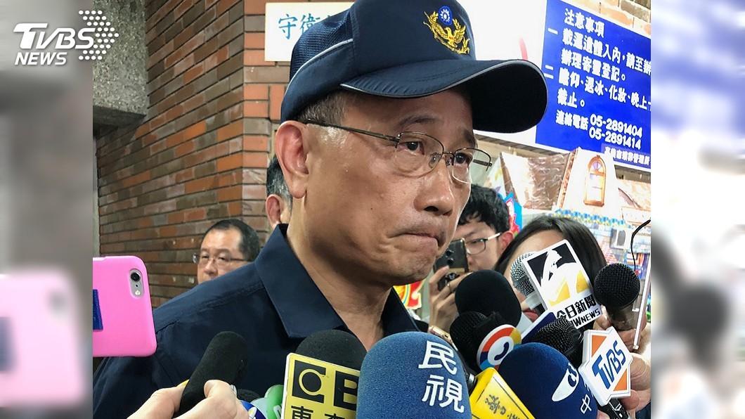 圖/中央社 鐵路警殉職 陳家欽哽咽:受重傷還為乘客安危英勇奪刀