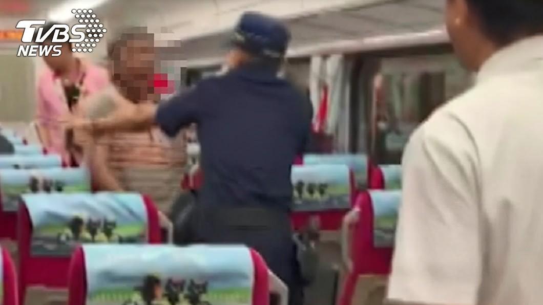 圖/TVBS 勇警遭刺亡! 她「對比紐約」感嘆:在台灣當警察好難