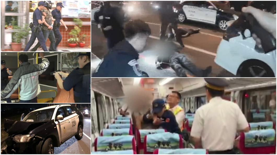 圖/TVBS資料照拼圖 不需殉職後的「安慰」 警千字曝案例:好怕回不了家