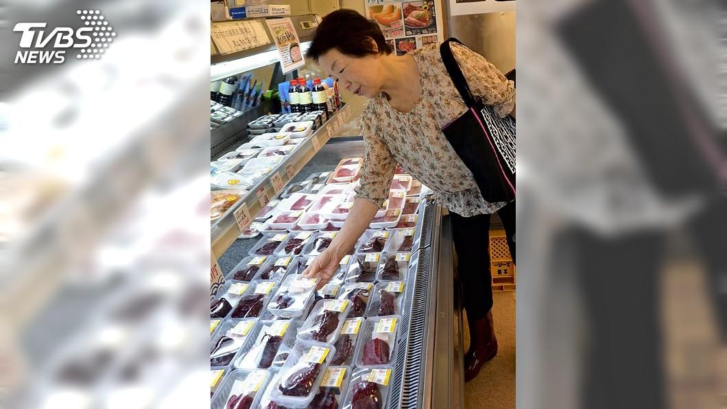 圖/達志影像美聯社 日本重啟商業捕鯨 海鮮丼出現「鯨味」