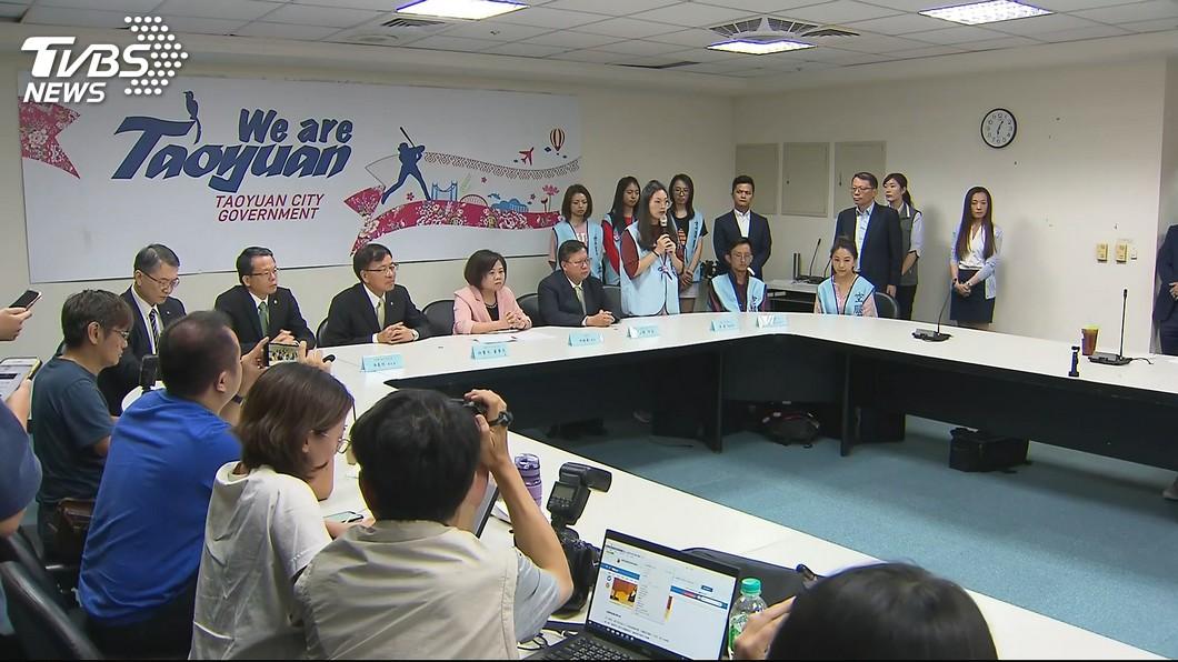 圖/TVBS 快訊/長榮罷工將結束! 總計營收損失已31.2億