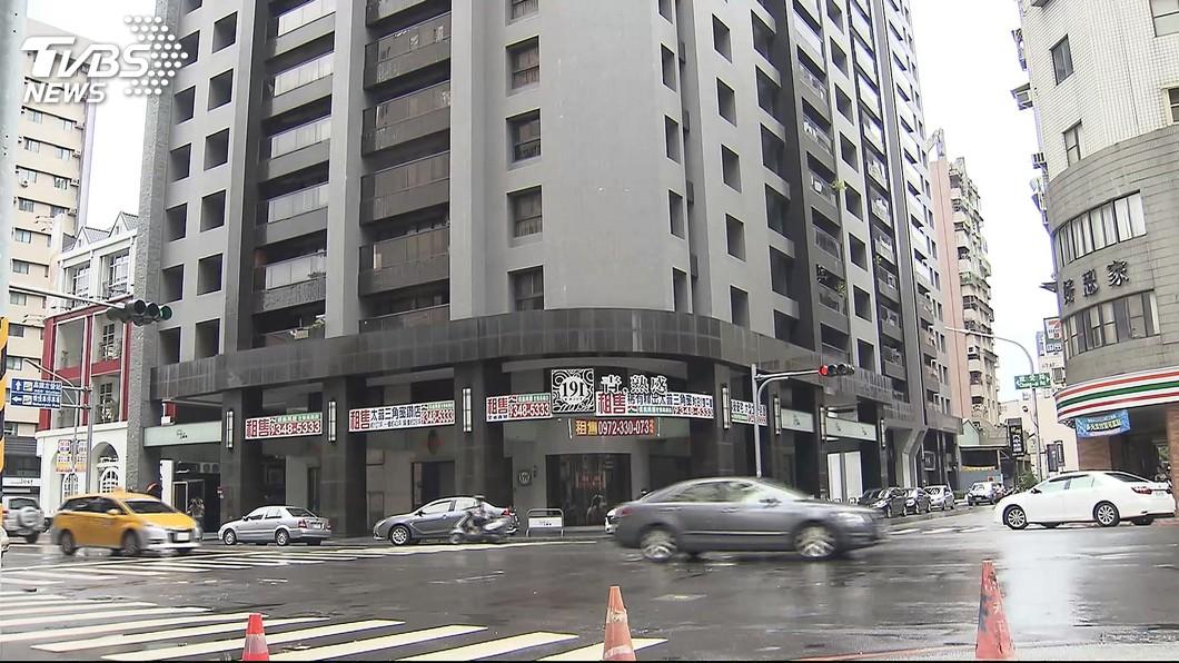 圖/TVBS 韓國瑜月花3萬租3房2衛 內部格局曝光撇住豪宅說