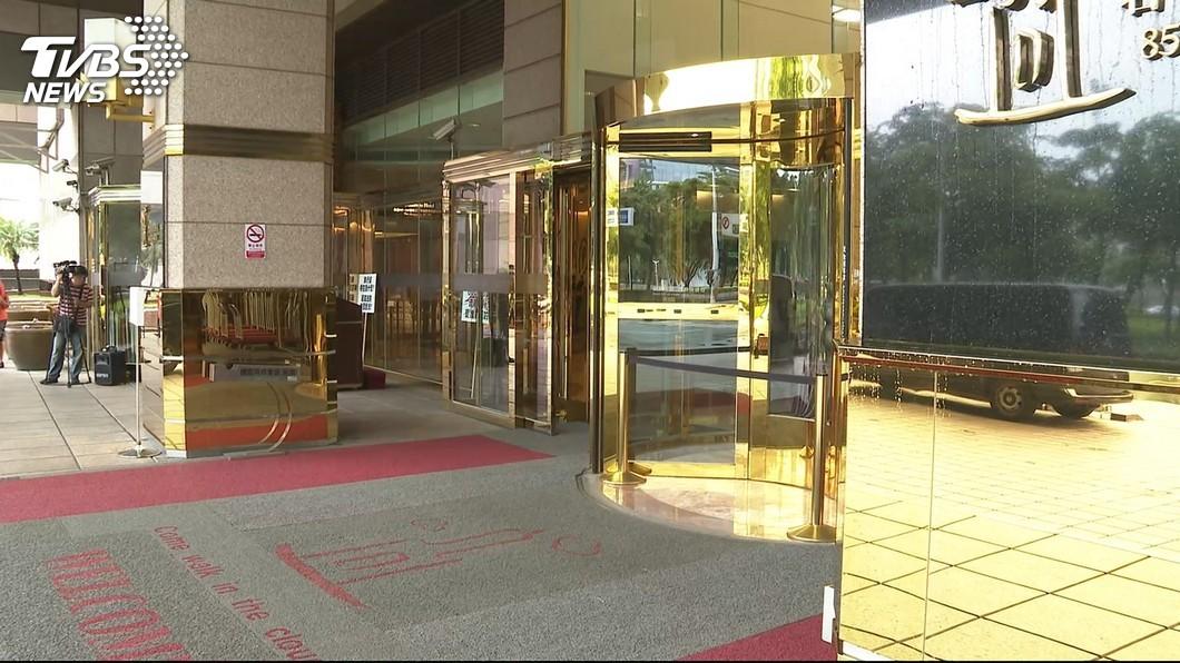 圖/TVBS 君鴻酒店債權分配協商 高雄地院:無實際發款
