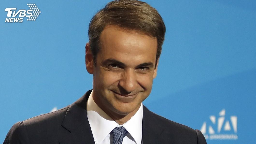 圖/達志影像美聯社 甩政二代包袱 希臘準總理盼用政績揚名