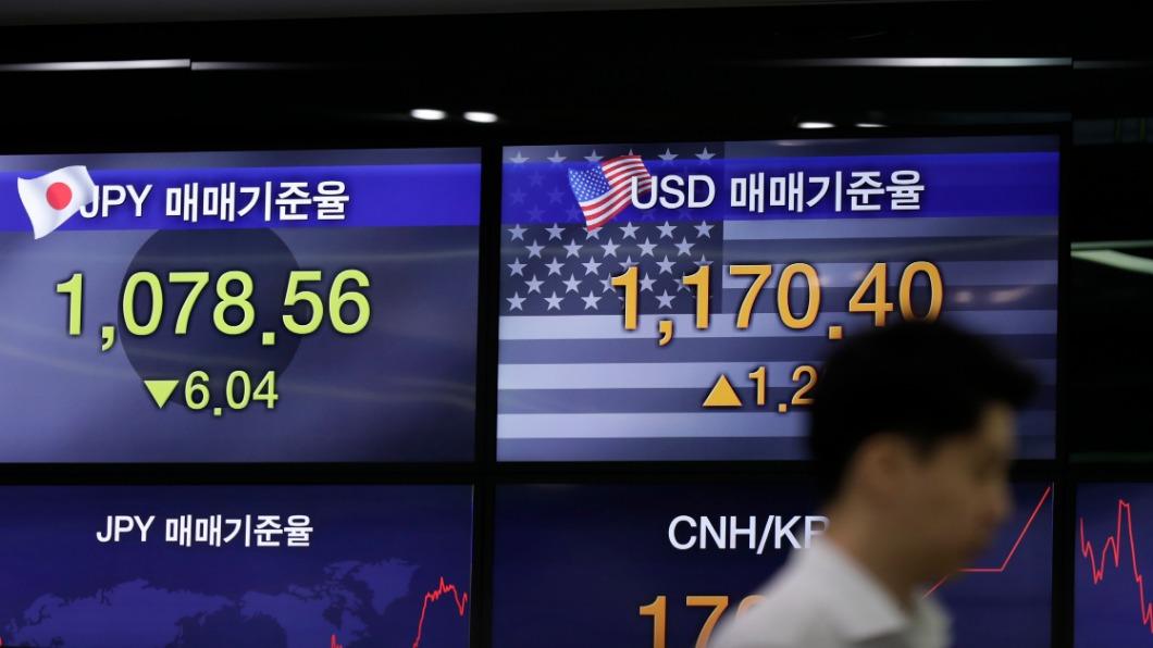 圖/達志影像美聯社 日韓經濟戰爭升級 文在寅首回應嗆報復