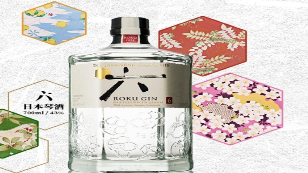 圖/翻攝自 台灣三得利官網 「大和琴酒」領風潮 櫻花釀酒獨特日式風格