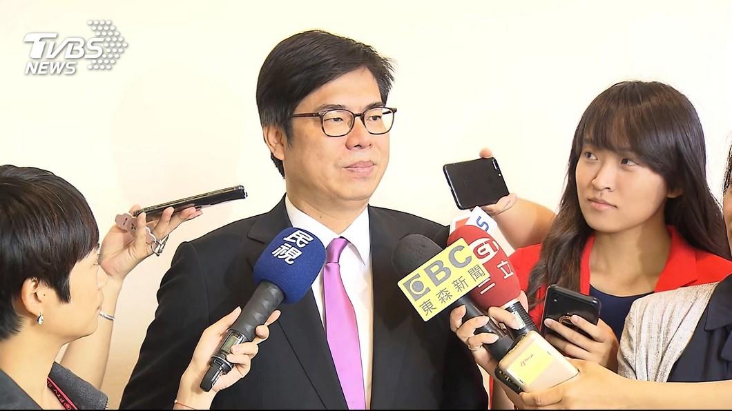 行政院副院長陳其邁。圖/TVBS