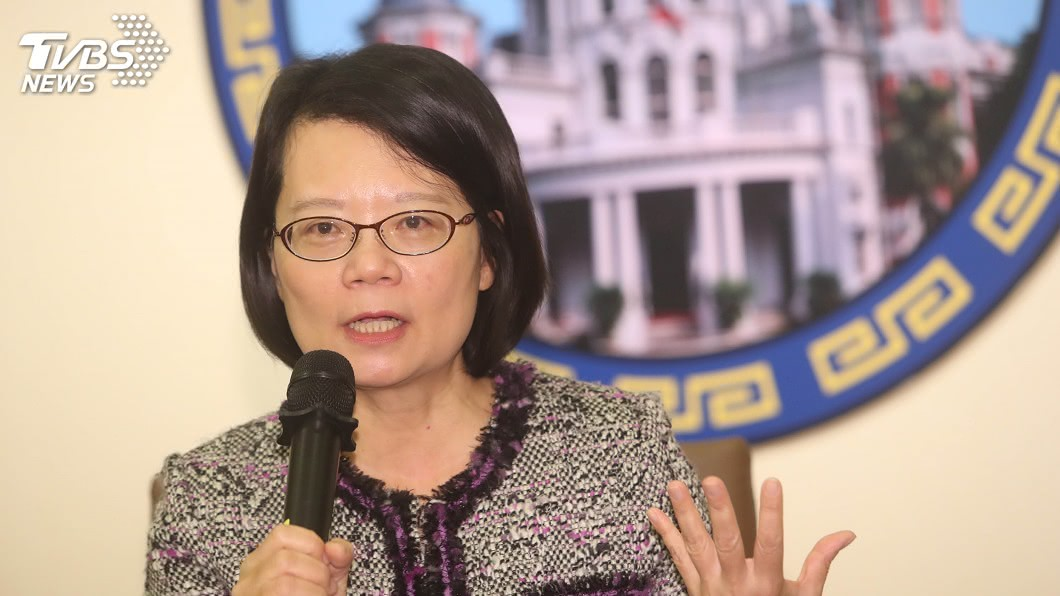 圖/中央社 不滿曲棍球案處理 監委王美玉退出司獄委員會
