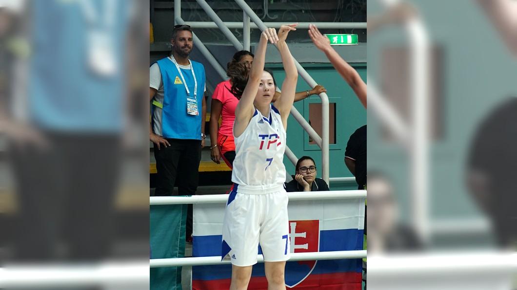 圖/大專體總提供 世大運女籃中華打爆捷克 與俄羅斯爭第5