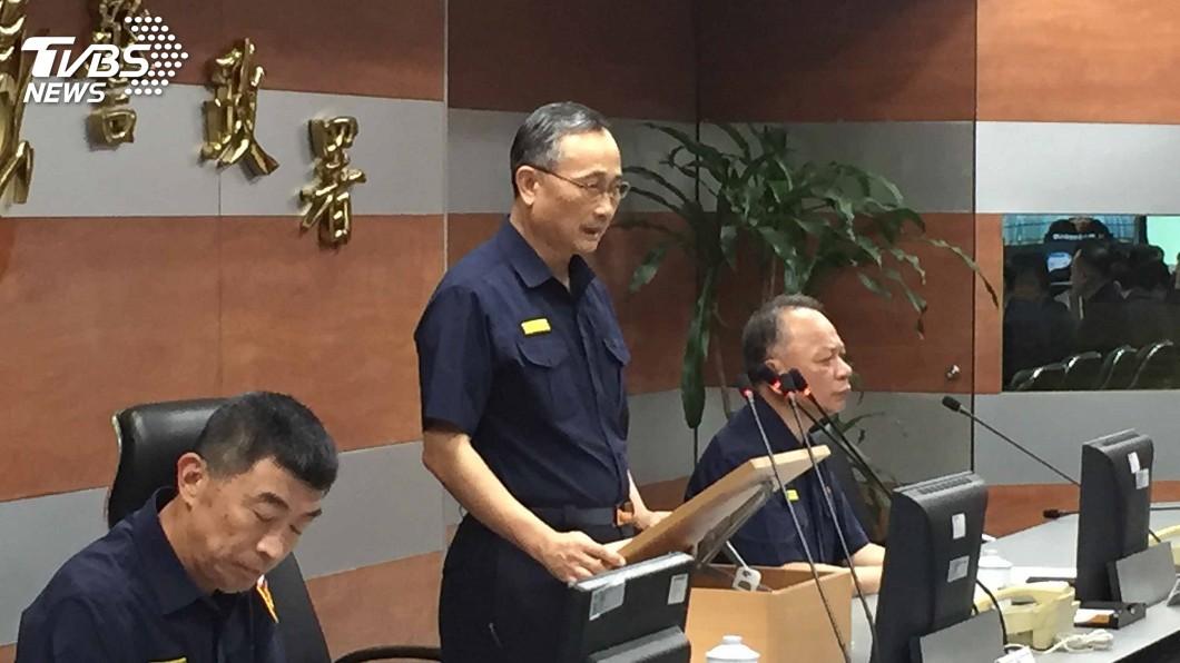 圖/中央社 鐵路警李承翰殉職 警署默哀策進作為