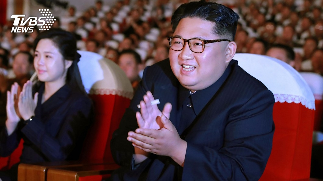 圖/達志影像美聯社 北韓權力排名第九 金與正座次研判升官