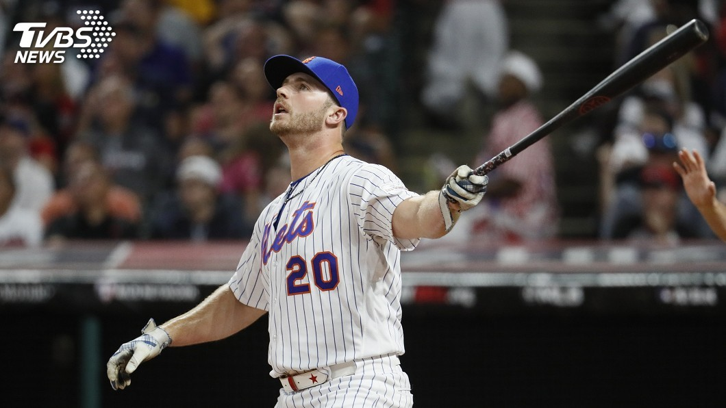 圖/達志影像美聯社 MLB全壘打大賽 阿隆索力壓小葛雷諾封王