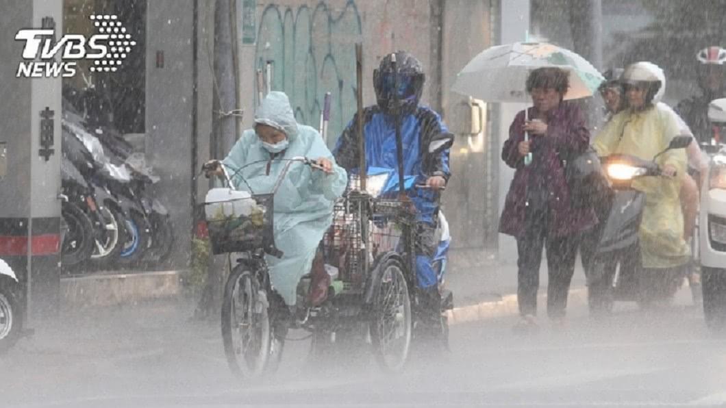 示意圖。圖/TVBS 台灣最強颱是哪個? 網公認23年前的它:感受很深