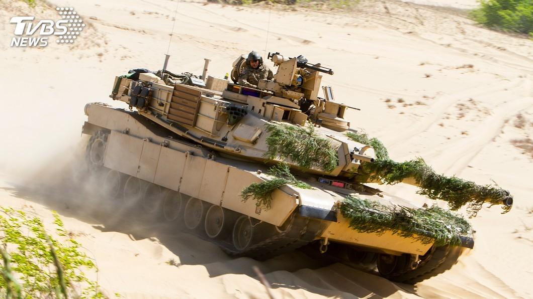 示意圖/TVBS 美售台M1A2T戰車 紐時:華府展現對台支持