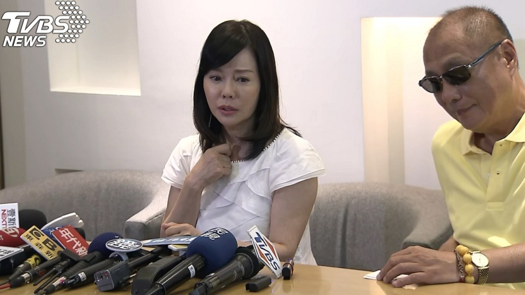 圖/TVBS 兒子是恐攻案「受害者」!狄鶯怨:若在台灣什麼事也沒有