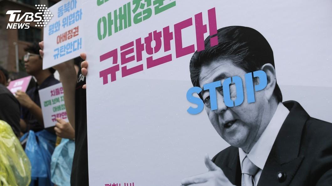 圖/達志影像美聯社 文在寅籲「長期抗戰」 韓半導體向台廠求助
