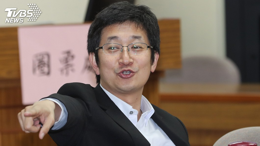 圖/中央社 接受徵召再戰基隆! 蔡適應:爭取為市民服務機會