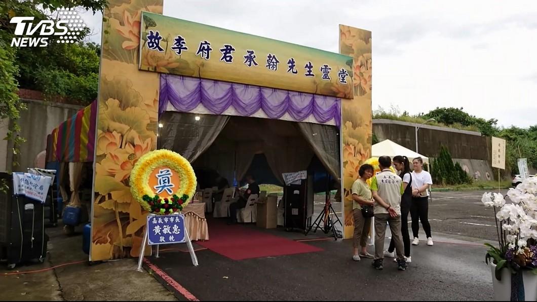 圖/TVBS 快訊/李承翰今公祭 台鐵運行中列車鳴笛