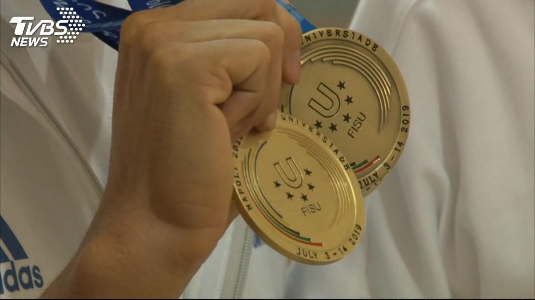 圖/TVBS 拿坡里世大運華麗謝幕 中華隊囊括9金大豐收