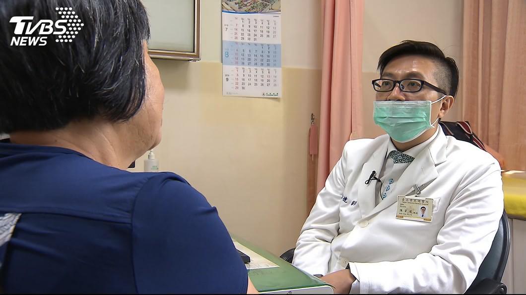 圖/TVBS 「慢性疼痛」不能輕忽 痛久了「大腦萎縮」
