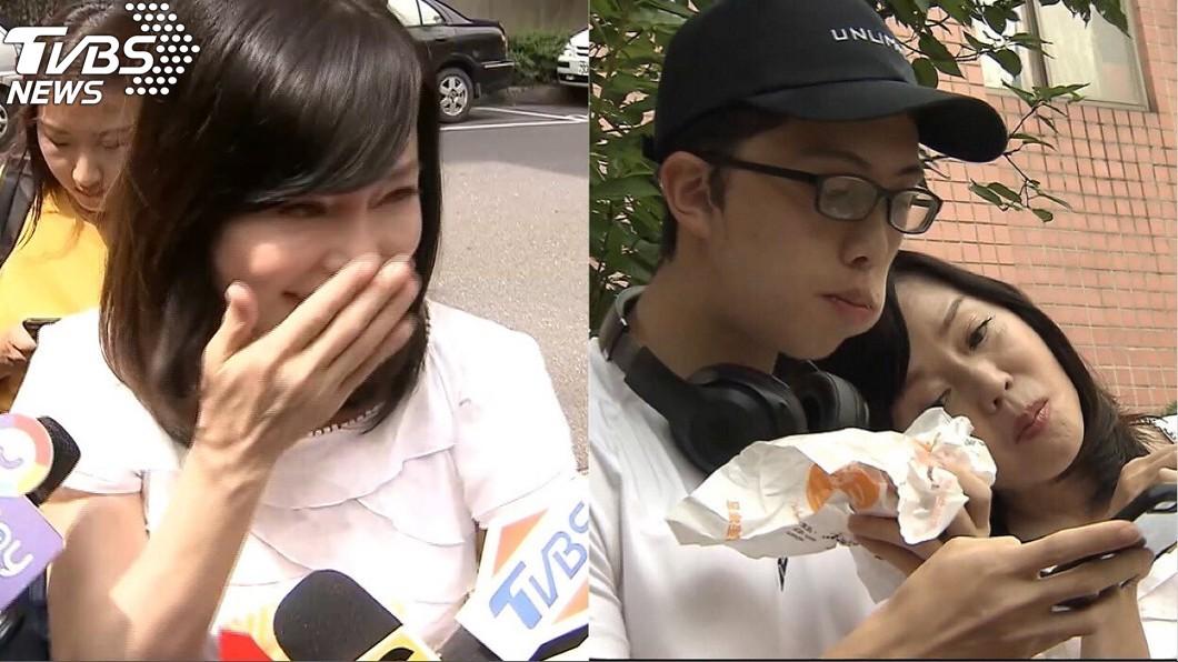 圖/TVBS 霸氣公開「救子真正金額」!狄鶯猛誇兒:有天會比成龍紅