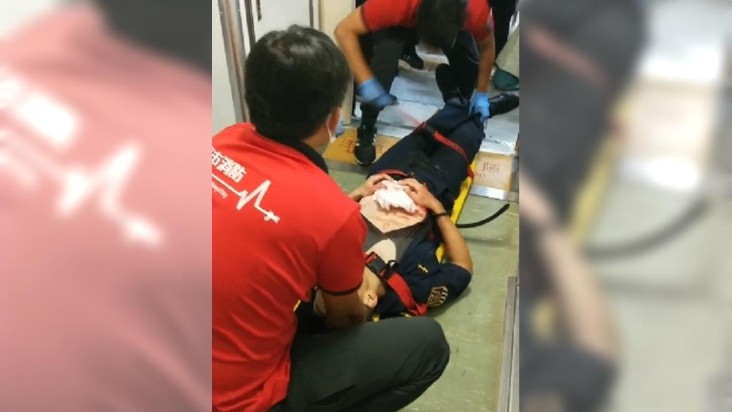 圖/翻攝自YouTube 勇警遭刺死乘客圍觀不幫忙?她現場目睹全程:怎麼救?